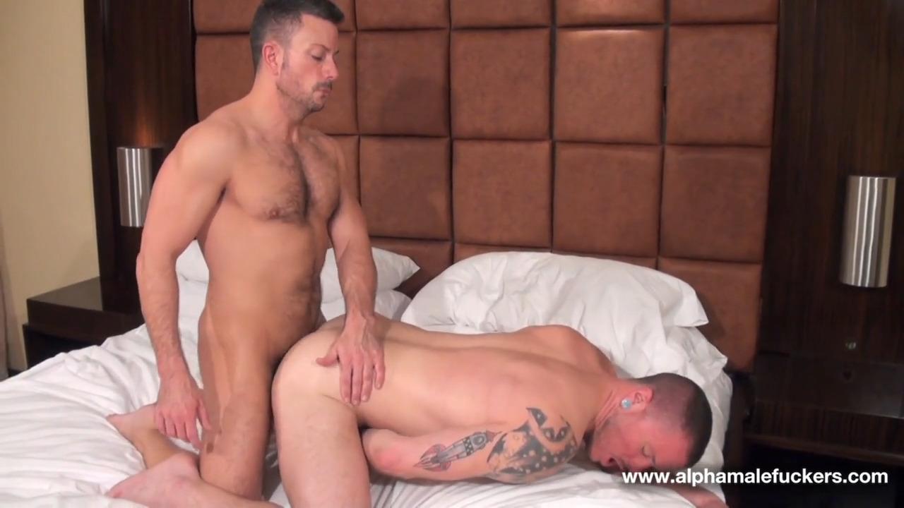 Max Cameron and Nick Tiano - Bareback Flip Fuck