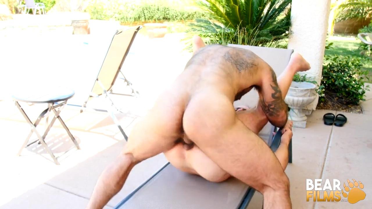 Hairy Bear Atlas Grant Barebacks Daddy Dino DeFrancesco