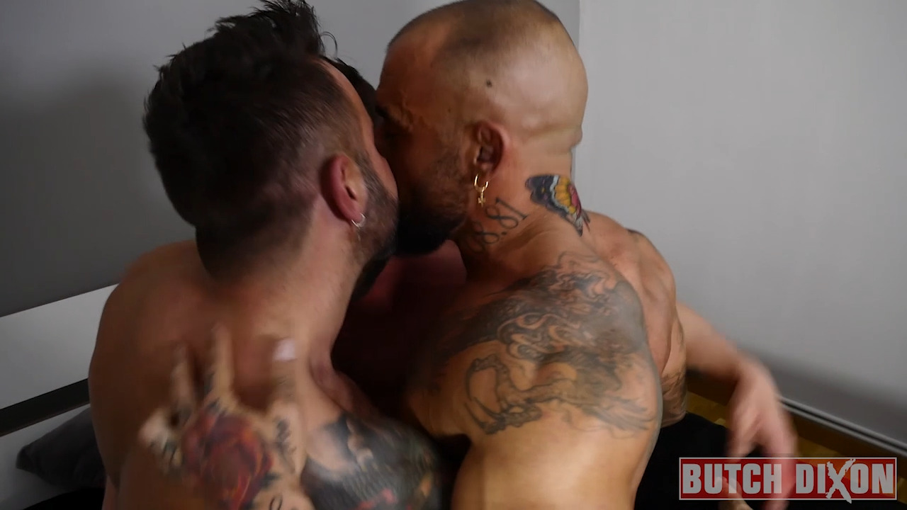 Raw Tattooed Pigs: Martin Mazza, Jose Santos and Sebastian Reissx