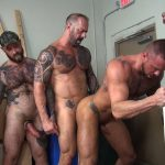 Michael Roman – Gay Bareback Orgy: Part 2