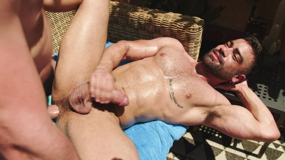 Andy Onassis Breeds Brazilian Bottom Wagner Vittoria