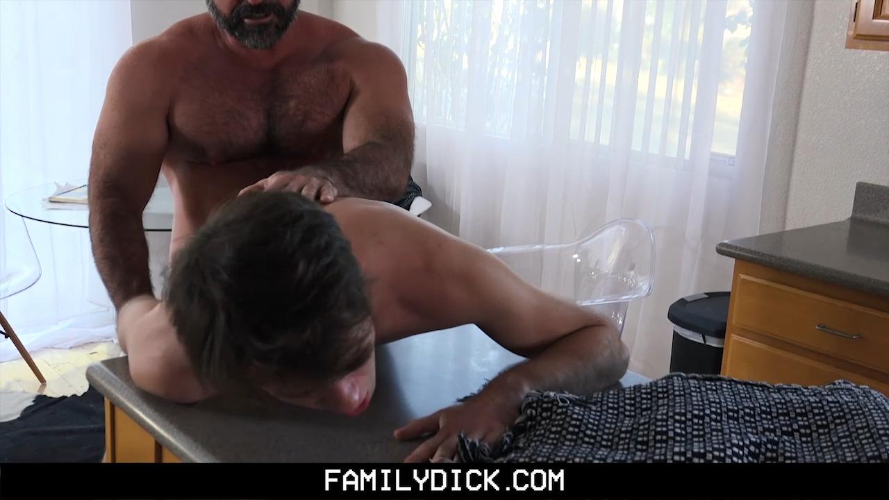 Hairy Daddies Fuck