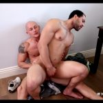 Trevor Laster and David Rose Bareback