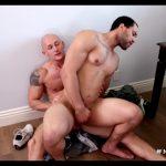 Trevor Laster and David Rose Bareback