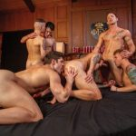 6 Guys Fuck Raw – Bareback Orgy