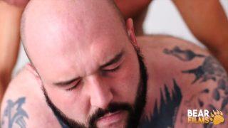 Dave London Fucks Fat Bear Justin West