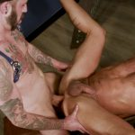 Romeo Davis Barebacks And Fists Dominic Pacifico