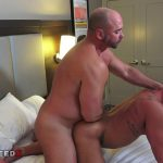 Tyler Reed Pounds Michael Roman