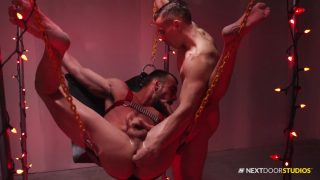 Dante Martin & Johnny B – Nasty Bareback Session