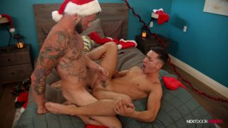 Johnny Hill Plows Tristan Hunter's Raw Hole