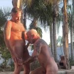 Lance Navarro and His Husband Fucking Outside in Florida