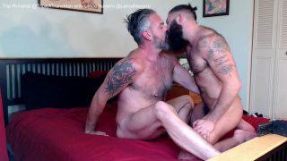 Trip Richards & Lance Navarro: Uncut Hung Daddy Creampies FTM