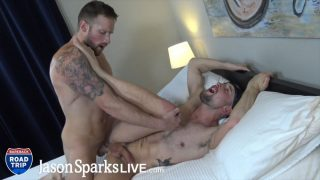 Drew Dixon & Logan Carter Bareback in Atlanta
