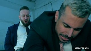 Men In Suits Fuck Raw: Manuel Scalco & Dani Rivera