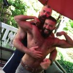 Muscle Bears Will & Liam Angell Bareback Transsexual Stud Trip Richards