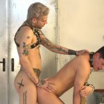 Jacob Ryan Barebacked By Sadistic Top Mickey Taylor