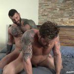 Loaded: Muscle Fuck! - Riley Mitchel Barebacked By Markus Kage