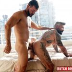Raw Tattooed  Fuckers: Santi Noguero & Thomas Thunder