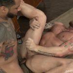 Riley Mitchel Takes Jaxx Maxim's Big Bare dick