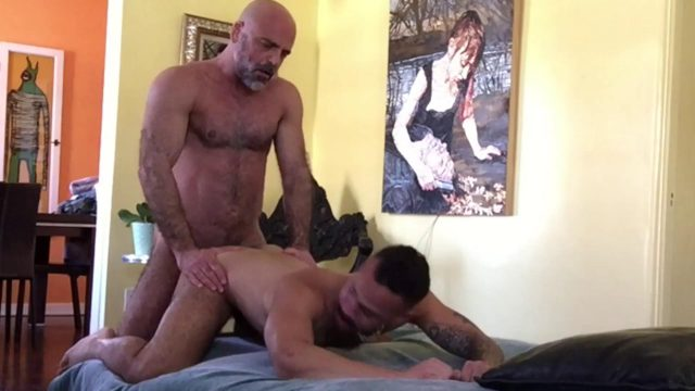 Part 1 – Adam Russo handles pup Dev Tyler