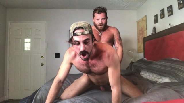 Mason Lear & Riley Mitchel – Flip Fuck