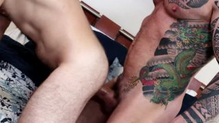 Vic Rocco Fucks The Cum Out Of Jack Winters