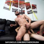 Scott Demarco Bare Fucked By His Stepbrother Dakota Lovell