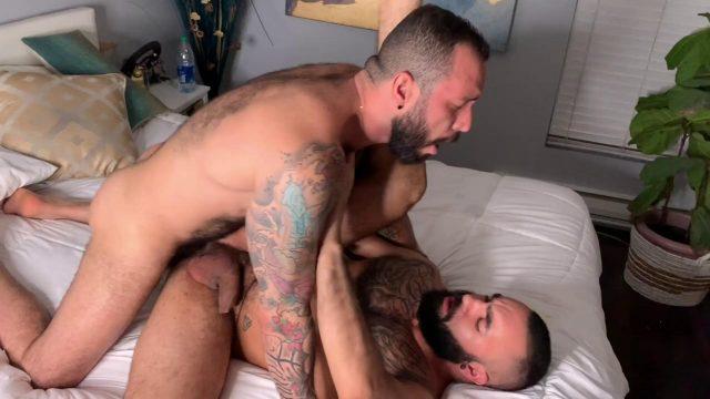 Pounding Zaddy XXX and his boyfriend Chri$tian's  hole