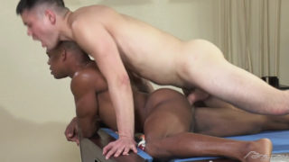 Adrian Hart Banged Raw By Colton Reece