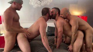 Adam Russo, Jack Andy, Derrick Nova & Cole Green