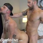 Drew Dixon & Logan Carter BAREBACK in Atlanta - Scene 2