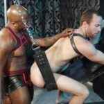 Micah Martinez Barebacks Alex Hawk Rough