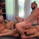 Adam Russo, Jack Andy & Brian Bonds