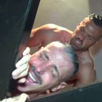 The Daddy Marc Ferrer fucked raw by Gabriel Lunna
