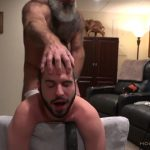 Trained To Gape - Muscle Bears Porn