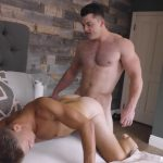 Brandon Anderson Gets Serviced By Collin Simpson