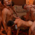 Bareback Orgy With Sean, Cody, Josh, Justin & Devy