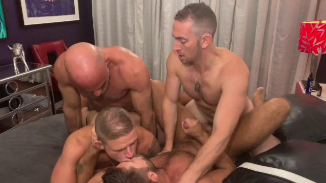 Part 1 – Adam Russo, Jack Andy pair with Jackson Reed & Mitch