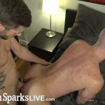 Greg Riley and Liam Carter BAREBACK in Atlanta