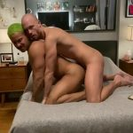 Jake Lawrence fucks Xavier Blanco part 1