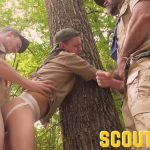 Scout Boys Ian Levine & Cole Blue Have Sex With Bishop Angus