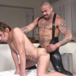 Sex In Latex: Rocky Maximo & Shae Reynolds