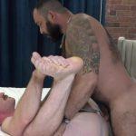 Julian Torres goes balls-deep in Nate Stetson's butt