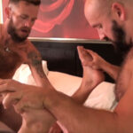 Bear Threesome: Bone Flexx, Blake Bradley & Troy Webb