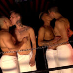 Interracial Bareback Orgy