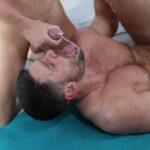 Tristan Hunter, Zario Travezz & Beau Butler - Bareback Threesome
