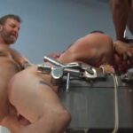 American Gangbang: Pierce Paris Restrained and Fucked RAW
