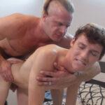 Brian Bonds breeds his horny stepson Jack Bailey