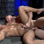 Brian Bonds Drills Dillon Diaz After Wrestling