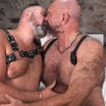 Leather Bears Doctor Nick & Devan Roy Fuck Bareback